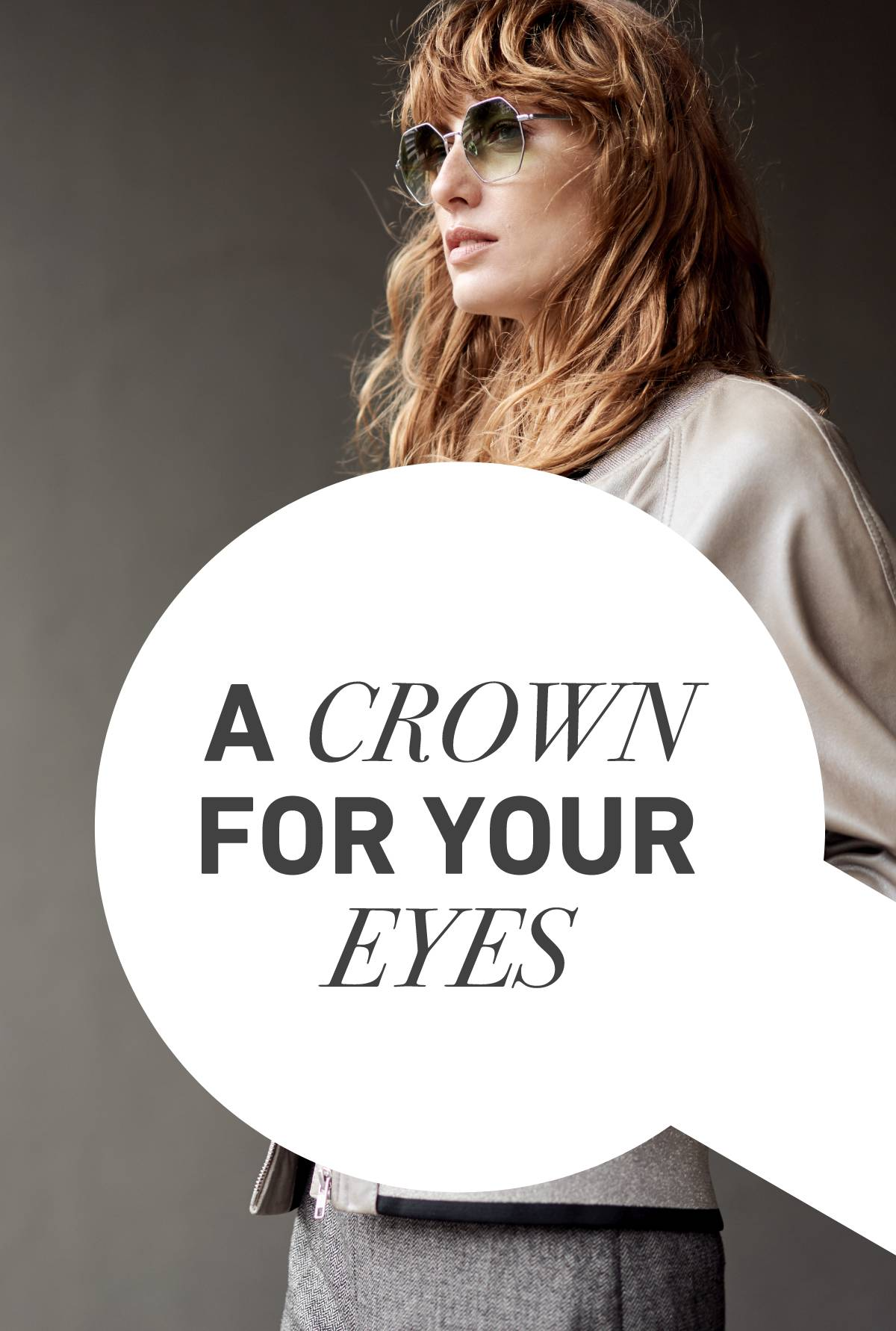 A crown for your eyes
